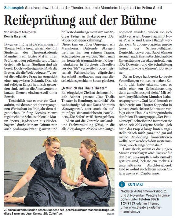 tham_Pressebericht